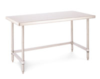 CleanSolidTopTable