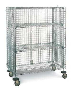 SASE_Doors_Open02 security cart