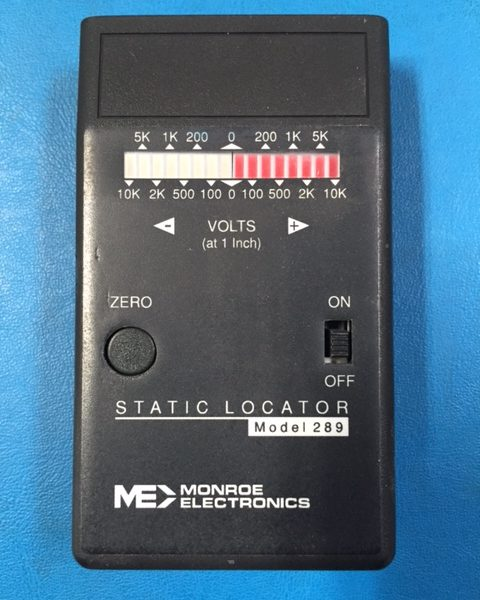 Demo/Clearance ITEMS (meters and instrumentation)