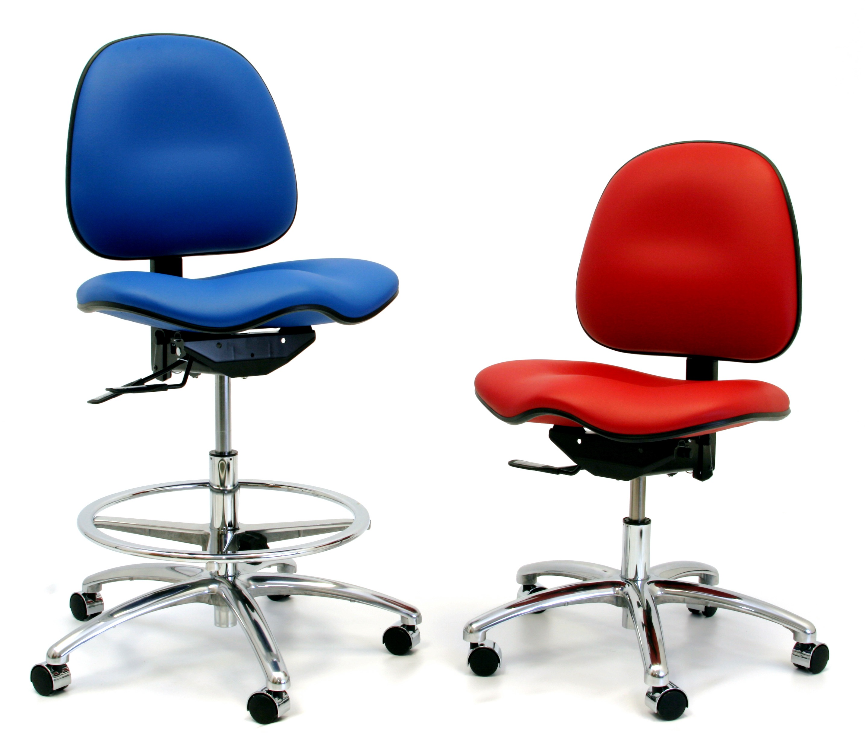 ESD Seating | Cleanroom Chairs